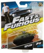 Fast & Furious 1:55th Die-Cast Vehicle Ripsaw - FCF57